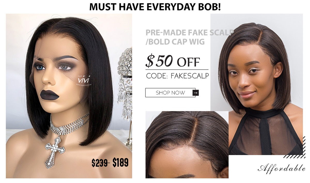 Online Human Hair Wigs From Hairvivi.com